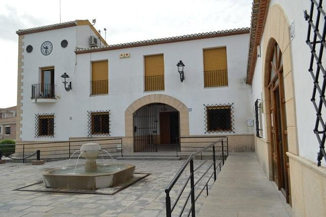 Ayuntamiento de Láchar.