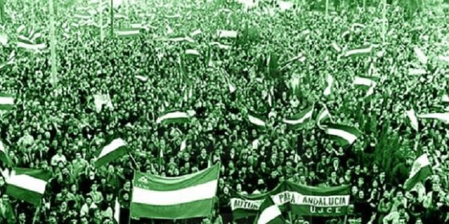 Imagen que reproduce las históricas manifestaciones.
