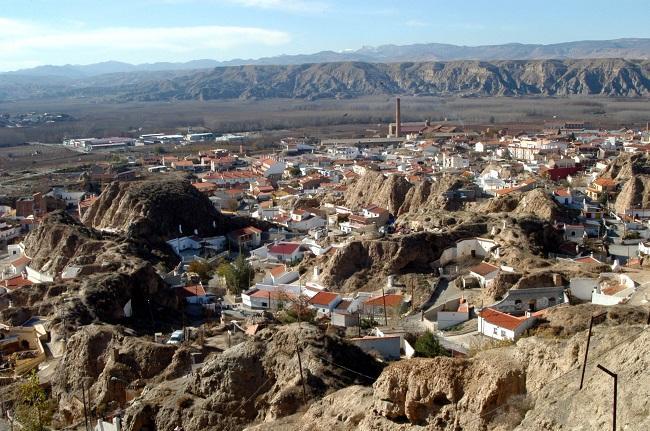 Imagen de Banalúa de Guadix.