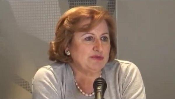 Blanca Fernández-Capel.