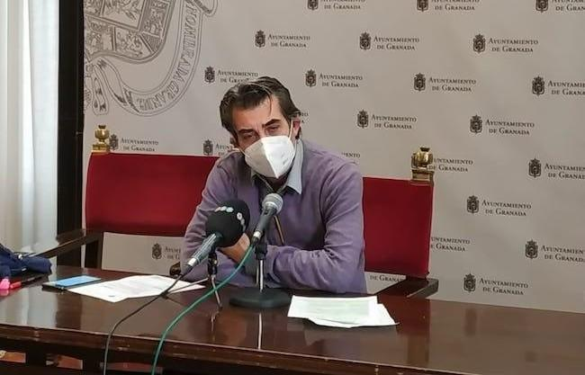 Antonio Cambril en una imagen de archivo.