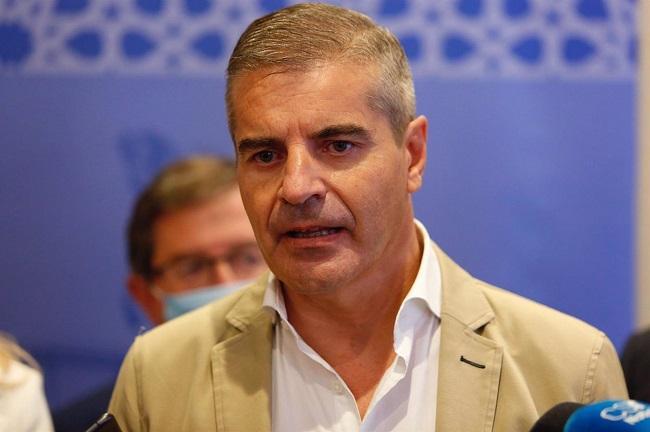 César Díaz este miércoles.