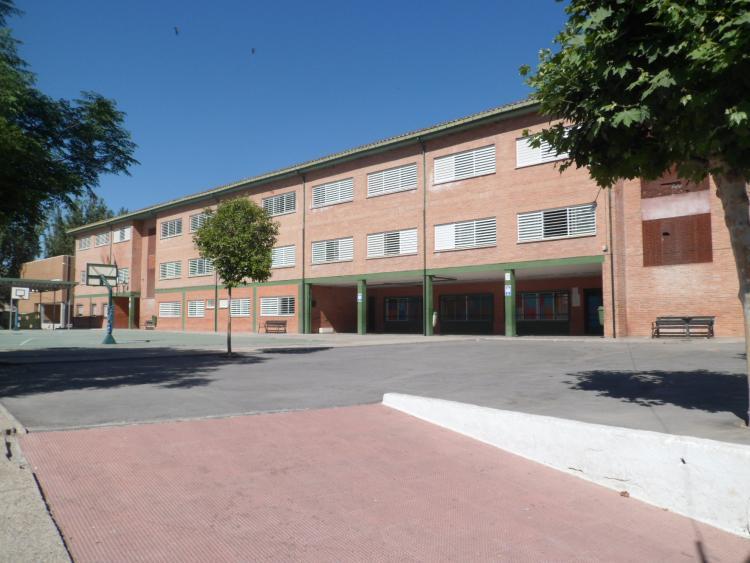 Imagen de archivo del colegio Atalaya de Atarfe.