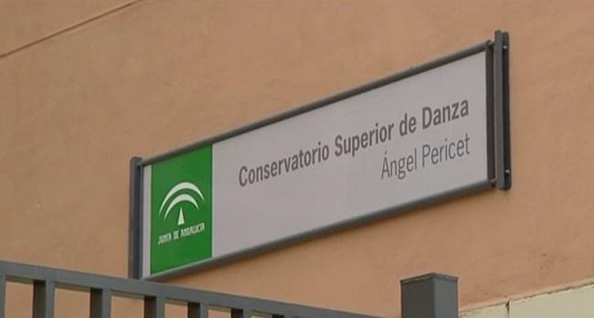 Conservatorio de danza Ángel Pericet de Málaga.