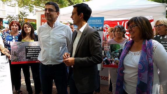 Paco Cuenca y Mario Jiménez.