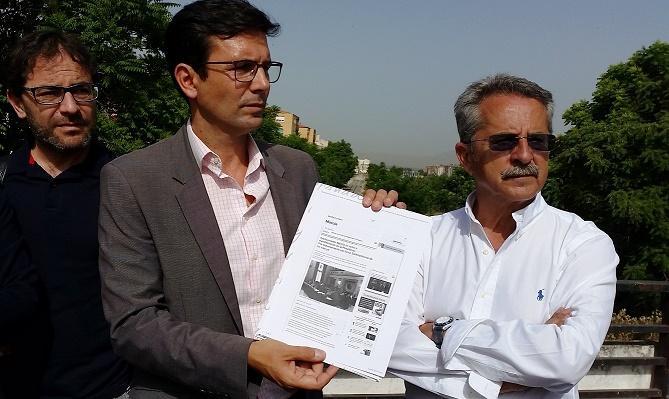 Cuenca ha presentado el programa de infraestructuras.