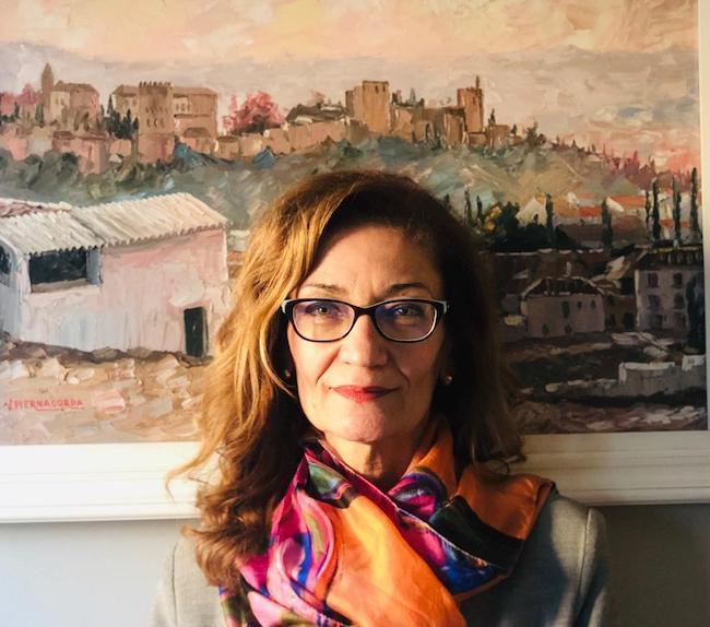 Ana Dolores Berrocal, la nueva delegada de Educación, Deporte, Igualdad y Políticas Sociales