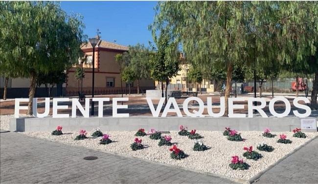 Fuente Vaqueros.