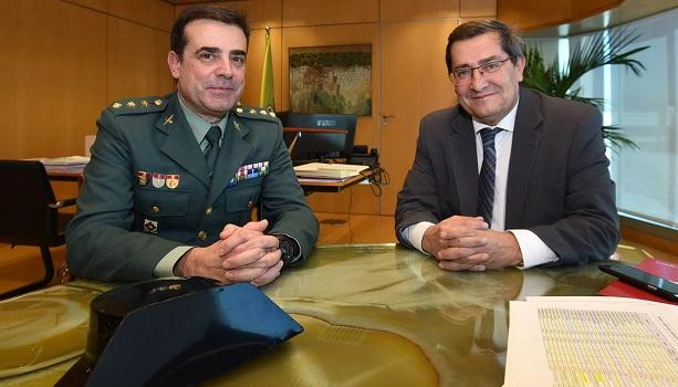 Francisco García y José Entrena.