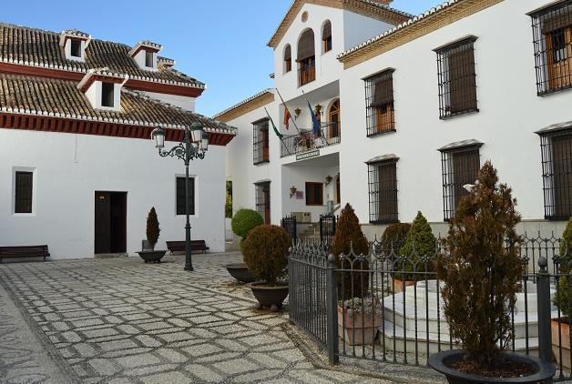 Ayuntamiento de La Zubia.