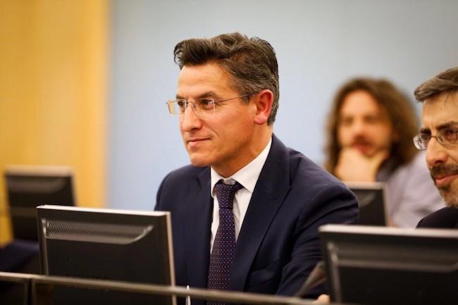Luis Salvador.