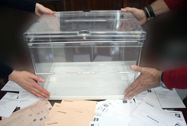 En los colegios electorales de la provincia se dispondrán 2.200 urnas.