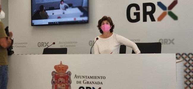 Elisa Cabrerizo.