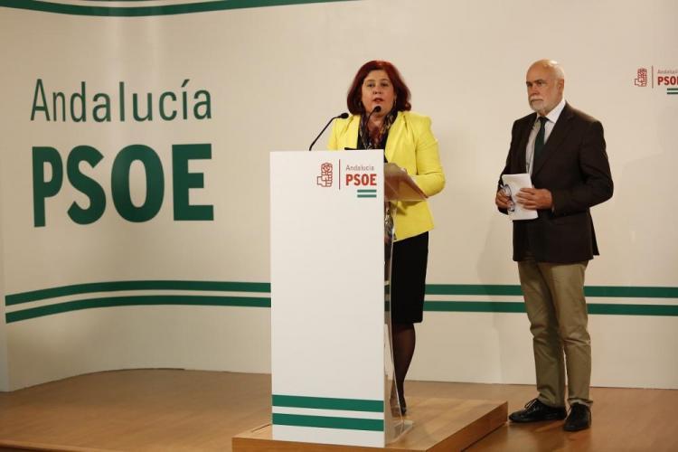 Elvira Ramón y Gregorio Cámara.