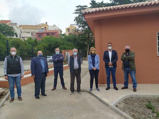 Encuentro del PP con la comunidad de regantes en Motril.