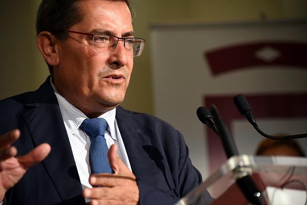 José Entrena, en una imagen de archivo.