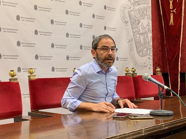 Miguel Ángel Fernández Madrid, en una imagen de archivo.