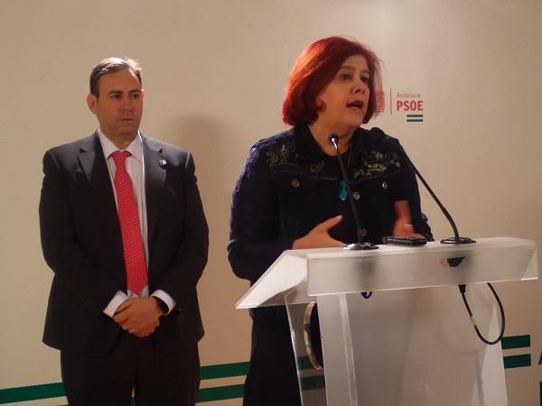 Elvira Ramón y José Antonio Rodríguez Salas.