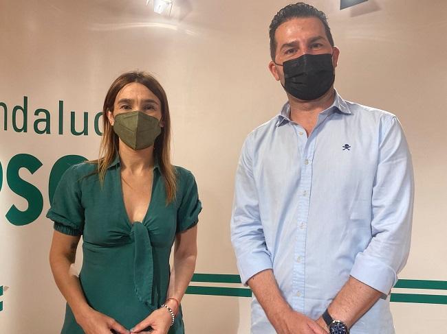 Olga Manzano y Noel López.