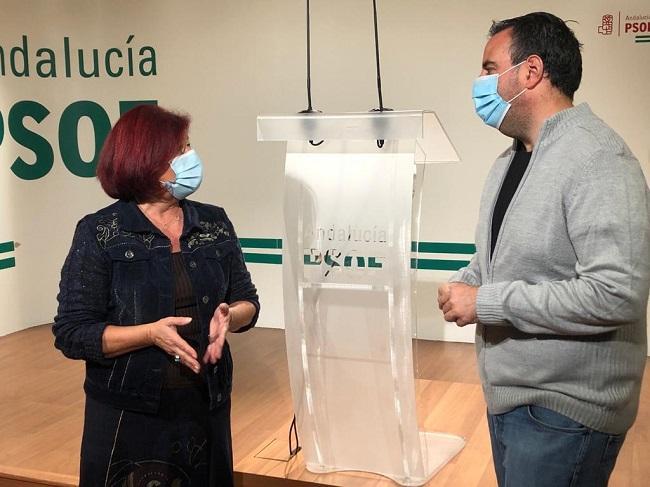 Elvira Ramón y Alex Casares.
