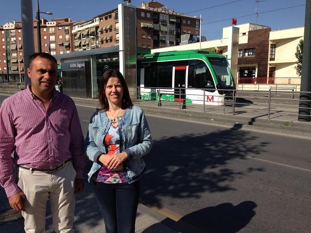 Francisco Rodríguez y Ana Vanessa García.