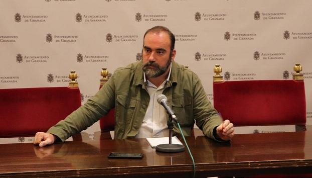 El concejal Francisco Puentedura.