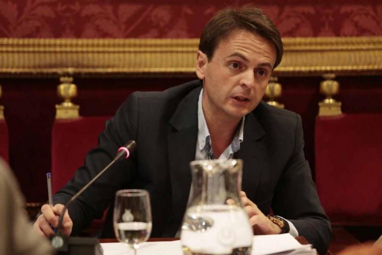 Juan Antonio Fuentes, concejal del PP.