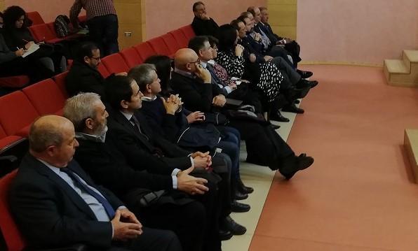 Imagen de archivo de la primera sesión del juicio.