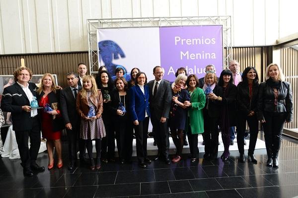 La entrega de los premios se ha celebrado en el Centro Federico García Lorca.