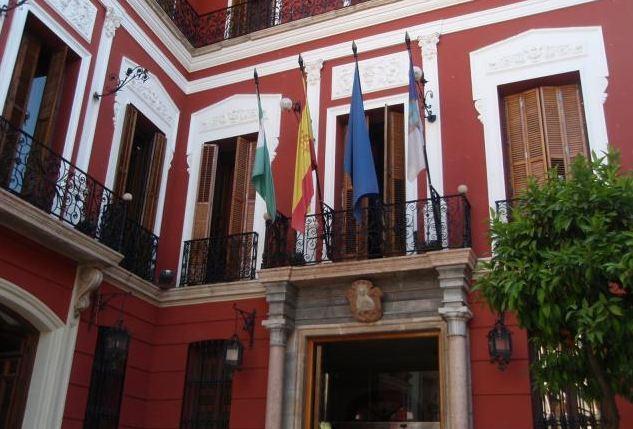 Ayuntamiento de Loja.