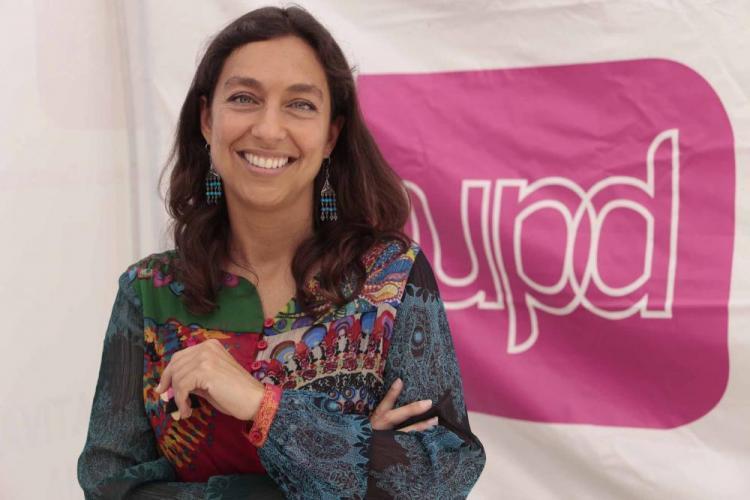 Mayte Olalla.
