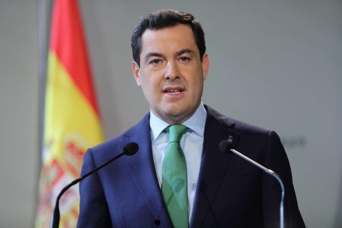 Juan Manuel Moreno.