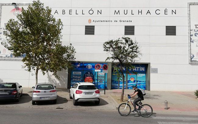 Imagen de archivo del Pabellón Mulhacén.