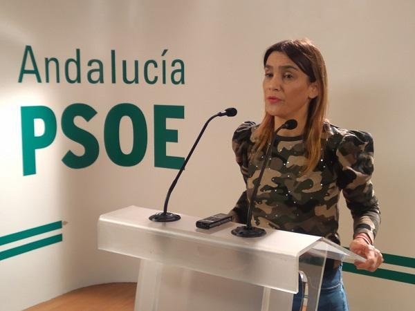 Olga Manzano en una imagen de archivo.
