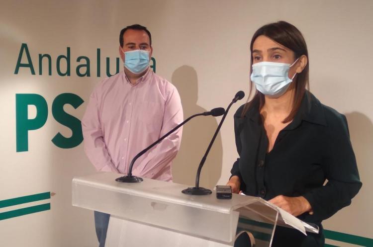 Olga Manzano y Álex Casares.