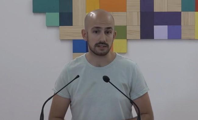 Pablo Pérez Ganfornina.
