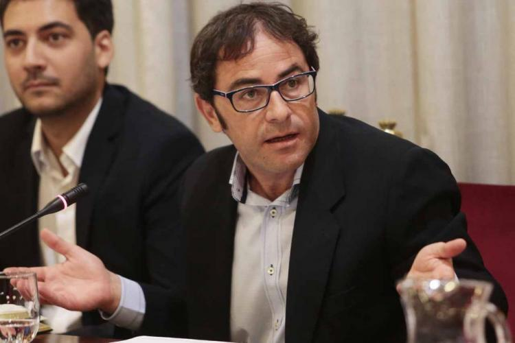 El nuevo concejal de Urbanismo, Miguel Ángel Fernández Madrid.