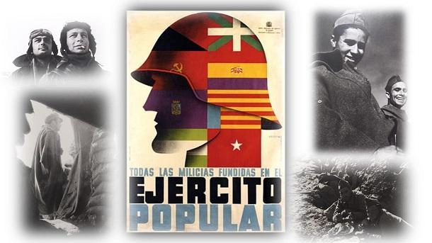 Composición sobre la base de imágenes del Archivo Histórico del PCE.