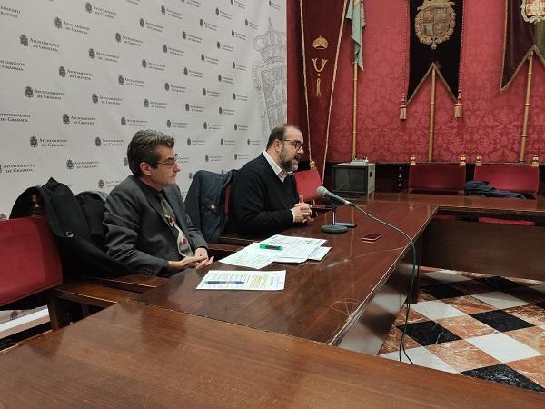Antonio Cambril y Francisco Puentedura.