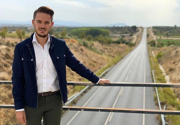 Ramón Martínez, portavoz de Cs en Huéscar.