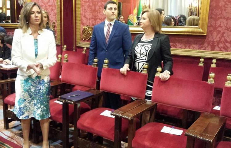 El PP defenderá tres mociones en el pleno del próximo lunes.