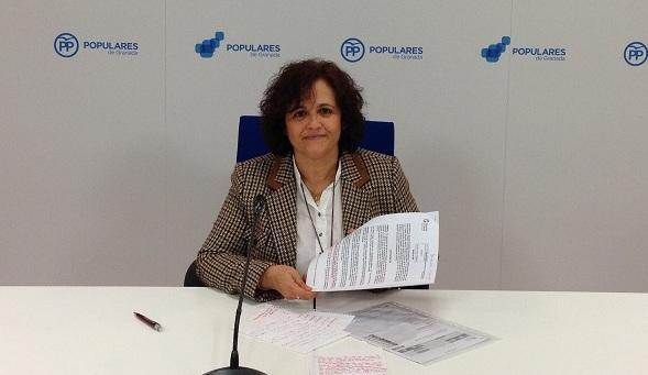 Soledad Martínez.