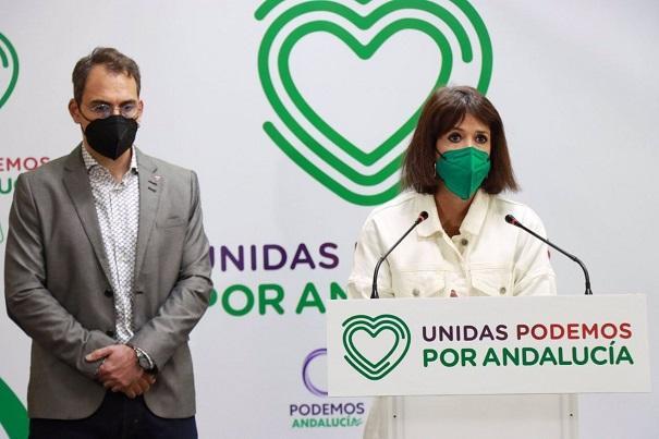 Toni Valero y Martina Velarde.