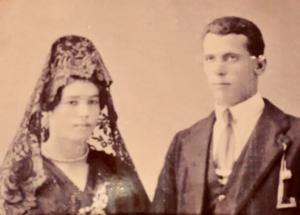 Antonia González y Armando Pardo.