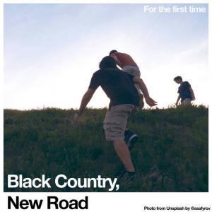 Portada de 'For the first time', de Black Country, New Road.