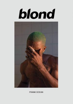 Portada de Blonde, de Frank Ocean