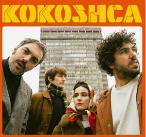 Portada de 'KOKOSHCA,' de Kokoshca