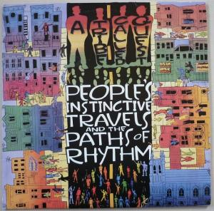 Portada de 'People's Instinctive Travels and the Paths of Rhythm'