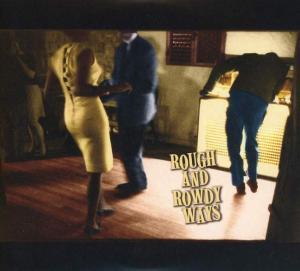 Portada de 'Rough and Rowdy Ways' de Dylan.