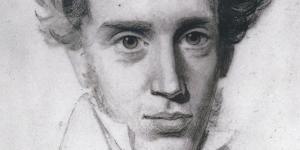 Soren Kierkegaard.